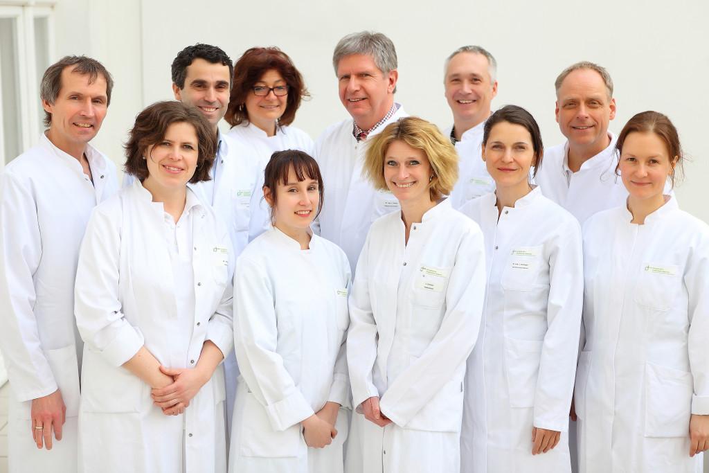 Team Dr. med. Clemens Fahrig Spezalist für Angiologie Gefäßzentrum Berlin Brandenburg