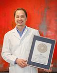 Siegelübergabe 2017 an PRIMO MEDICO- Mitglied Prof. Dr. med. Peter Szurman