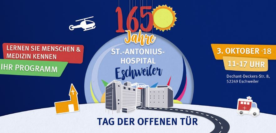 165 Jahre St. Antonius-Hospital Eschweiler