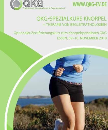 QKG-Spezialkurs Knorpel