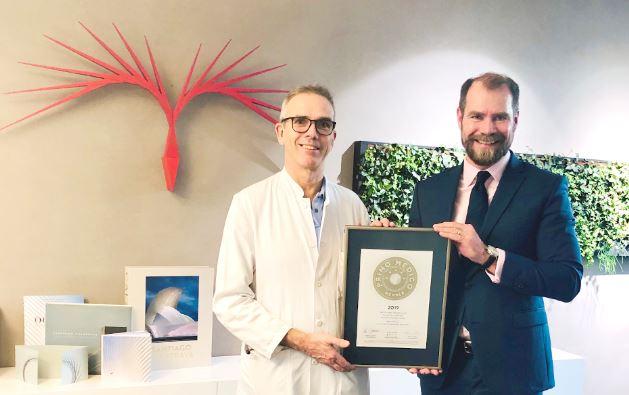Prof. Dr. med. Roberto Corti –  Mitgliedschaft im PRIMO MEDICO  Netzwerk bestätigt
