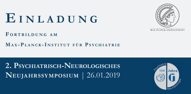 2. Psychiatrisch-Neurologisches Neujahrssymposium