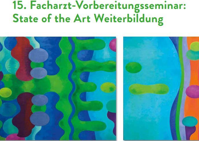 Psychiatrie und Psychotherapie – 15. Facharzt-Vorbereitungsseminar: State of the Art Weiterbildung
