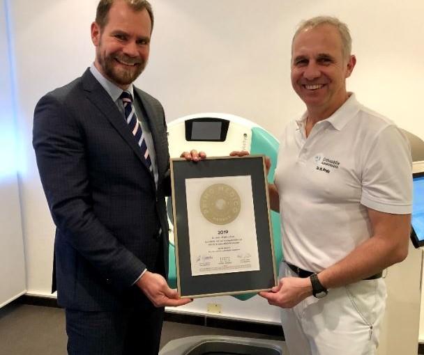 Dr. med. Markus Preis –  Mitgliedschaft im PRIMO MEDICO  Netzwerk bestätigt
