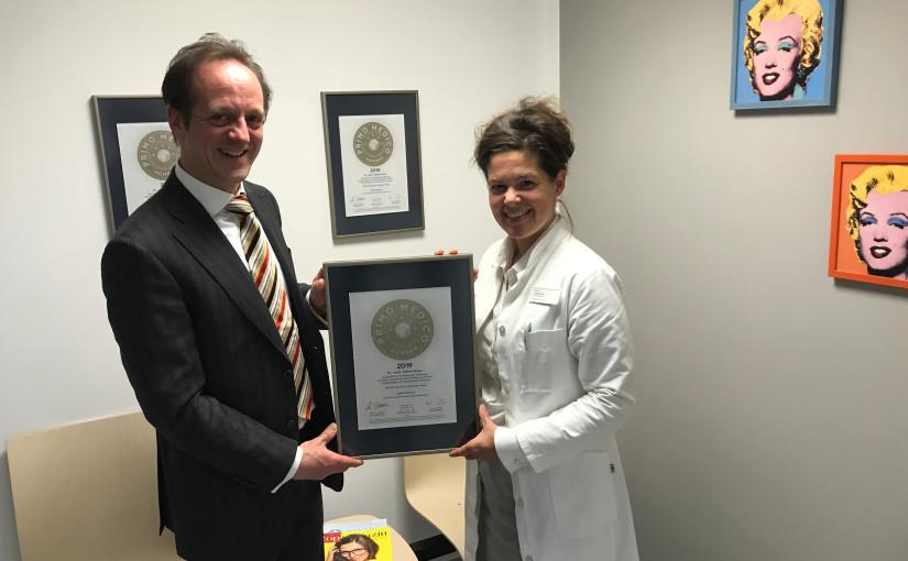 Dr. med. Sabine Keim –  Mitgliedschaft im PRIMO MEDICO  Netzwerk erneut bestätigt