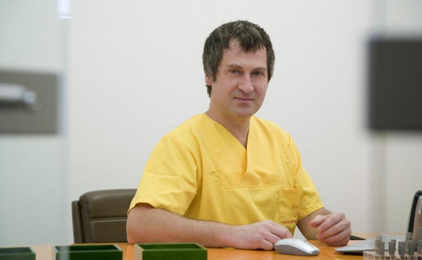 Dr. med. Andreas Jauch –  Mitgliedschaft im PRIMO MEDICO  Netzwerk bestätigt
