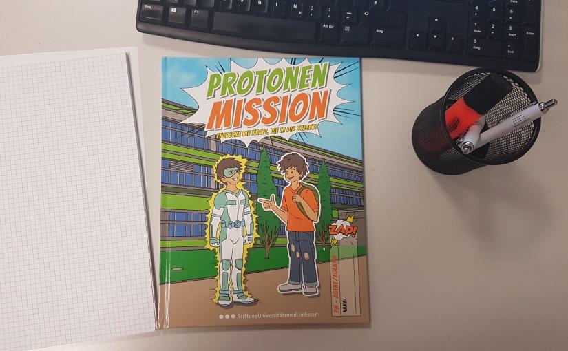 Buch Rezension: Protonen Mission – Entdecke die Kraft, die in dir steckt