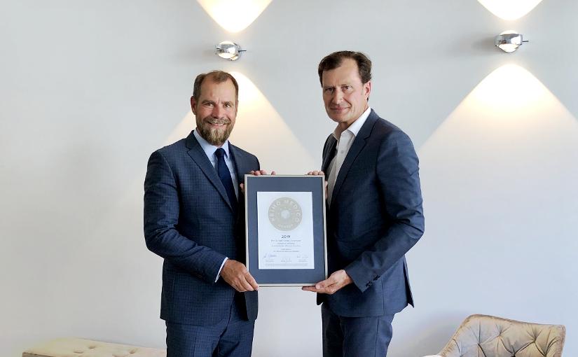 Prof. Dr. med. Gerald Zimmermann –  Mitgliedschaft im PRIMO MEDICO  Netzwerk erneut bestätigt