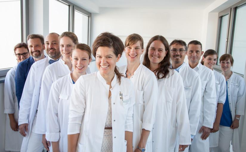 Sommerfest der Geburtshilfe am Helios Klinikum München West