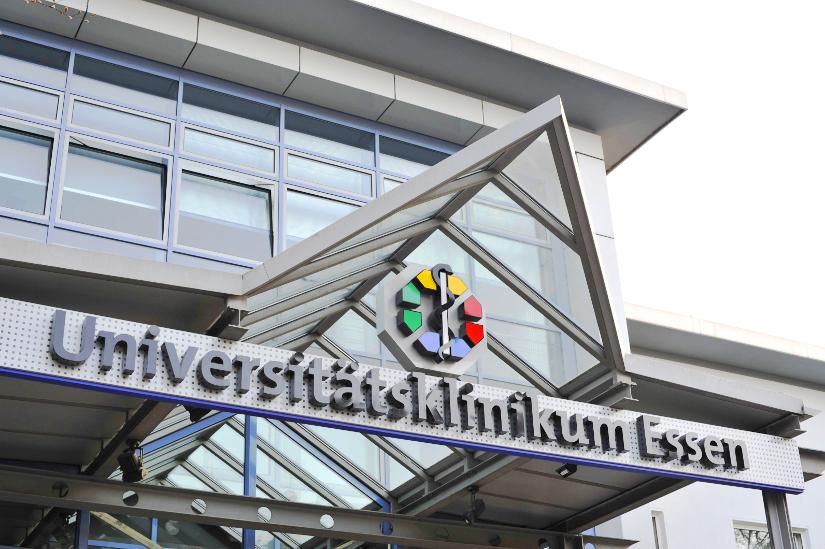 Universitätsklinikum Essen Haupteingang