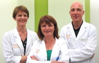 Ärzte Team HOZZ - Spezialisten für Endokrinologie