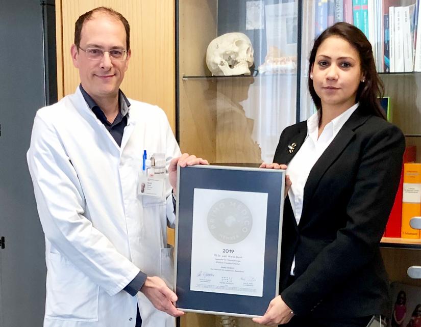 PD Dr. med. Martin Barth - Spezialist für Neurochirurgie
