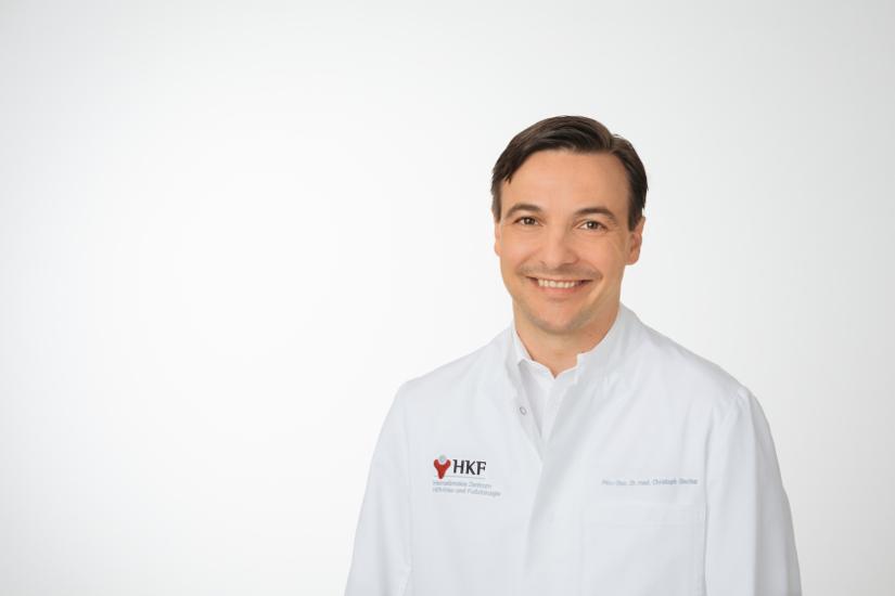 """""""Sport mit Teilgelenkersatz am Knie"""" von Prof. Dr. Christoph Becher"""