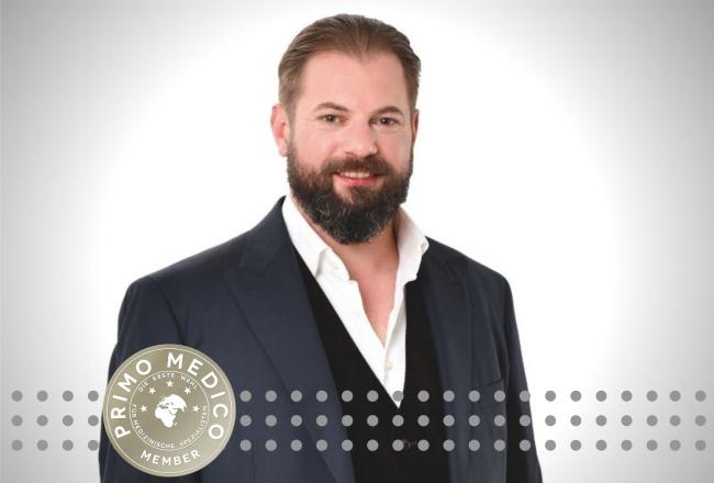 Dr. med. Florian Kretz (FEBO), langjähriges, stolzes Mitglied der ESCRS und Ophthalmologe, für Vorstand nominiert