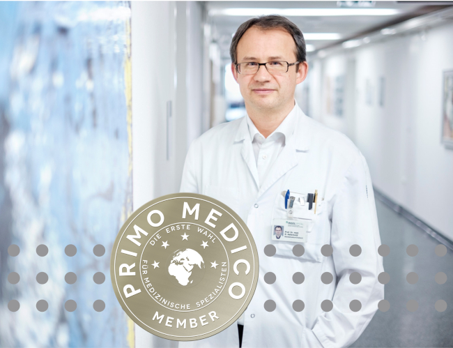 Prof. Dr. med. Daniel M. Aebersold, Direktor und Chefarzt Inselspital - Universitätsspital Bern, Universitätsklinik für Radio-Onkologie