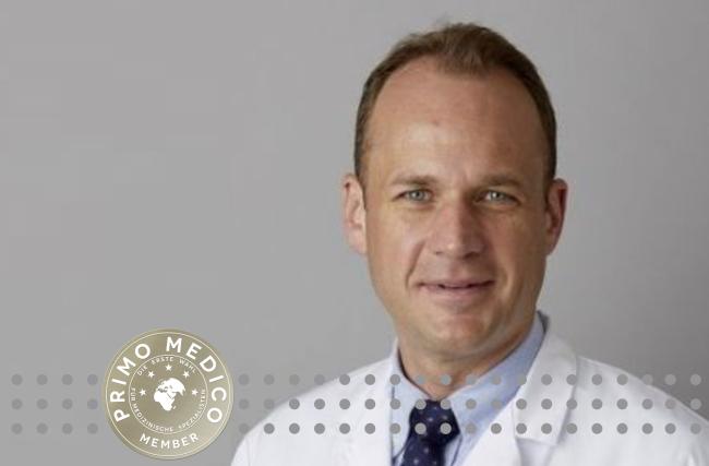 Gefäßchirurg Prof. Dr. med. Alexander Zimmermann erhielt Güte-Siegel des medizini-schen Netzwerks PRIMO MEDICO.